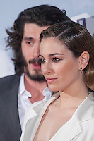 Actress Blanca Suarez and actor Yon Gonzalez pose during `Perdiendo el Norte´ film premiere photocall in Madrid, Spain. March 05, 2015. (ALTERPHOTOS/Victor Blanco) /NORTEphoto.com