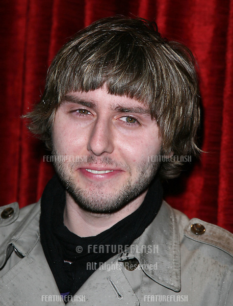 James Buckley arriving for the Esquire dinner celebrating being Brilliant, Young and British, Aqua, London. 01/06/2010  Picture by: Alexandra Glen / Featureflash