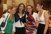 STANFORD, CA - June 12:   Aimee Precourt, Kristen Smyth, Liz Tricase and Tabitha Yim during the 2008 Athletic Board Award Luncheon at the Ford Center in Stanford, California.