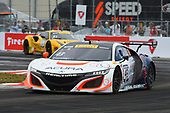 9-12 March, 2017, Saint Petersburg, Florida, USA<br /> #43 Ryan Eversley, Acura NSX GT3<br /> &copy; 2017, Jay Bonvouloir, ESCP