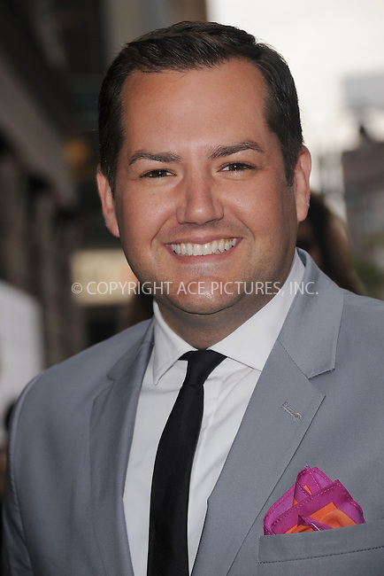 WWW.ACEPIXS.COM . . . . . .April 30, 2012...New York City....Ross Mathews arriving to attend the E! 2012 Upfront at Gotham Hall on April 30, 2012  in New York City ....Please byline: KRISTIN CALLAHAN - ACEPIXS.COM.. . . . . . ..Ace Pictures, Inc: ..tel: (212) 243 8787 or (646) 769 0430..e-mail: info@acepixs.com..web: http://www.acepixs.com .