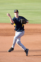 Mark Canha, California Golden Bears in a series at Arizona State University, 3/26 - 3/28/2010 .Photo by:  Bill Mitchell/Four Seam Images.