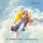 GIORDANO, HOLY FAMILIES, HEILIGE FAMILIE, SAGRADA FAMÍLIA, paintings+++++,USGI2401M,#XR# angels,