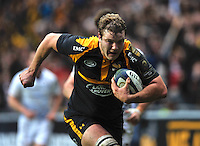 European Champions Cup match Wasps v Leinster Rugby at  Ricoh Arena, Coventry, England on January 23