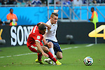 Mathieu Debuchy (FRA), <br /> JUNE 20, 2014 - Football /Soccer : <br /> 2014 FIFA World Cup Brazil <br /> Group Match -Group E- <br /> between Switzerland 2-5 France <br /> at Arena Fonte Nova, Salvador, Brazil. <br /> (Photo by YUTAKA/AFLO SPORT) [1040]
