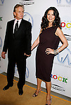 LOS ANGELES, CA. - January 24: Actors Michael Douglas and Catherine Zeta-Jones arrive at the 20th Annual Producer's Guild Awards at the The Hollywood Palladium on January 24, 2009 in Los Angeles, California.