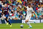 Real Madrid CF's Luka Jovic during La Liga match. Aug 24, 2019. (ALTERPHOTOS/Manu R.B.)