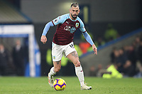 Burnley's Steven Defour<br /> <br /> Photographer Rachel Holborn/CameraSport<br /> <br /> The Premier League - Burnley v Newcastle United - Monday 26th November 2018 - Turf Moor - Burnley<br /> <br /> World Copyright &copy; 2018 CameraSport. All rights reserved. 43 Linden Ave. Countesthorpe. Leicester. England. LE8 5PG - Tel: +44 (0) 116 277 4147 - admin@camerasport.com - www.camerasport.com