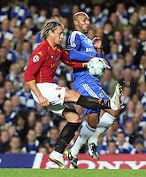Chelsea v AS Roma 22-Oct-2008