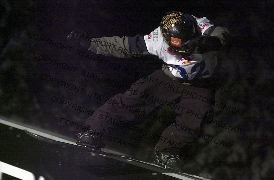SPORT SNOW BOARD BIG AIR AND FREE STYLE KOPAONIK foto: Pedja Milosavljevic<br />