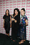 Designers Tess Giberson, Cynthia Vincent, WHIT Attend The Barbie & CFDA Fashion Lounge VIP Event Featuring 5 CFDA Designers' one-of-a-king Looks Inspired by The Barbie Fashion Design Maker - A New Product Out for girls this fall Held in the Meat Packing District, NY