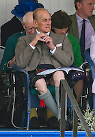 Prince Philip  with NO underwear - England