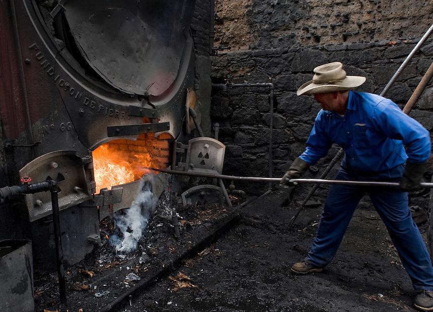 Saldaña, parte de la ruta del mezcal de San Luis Potosí.