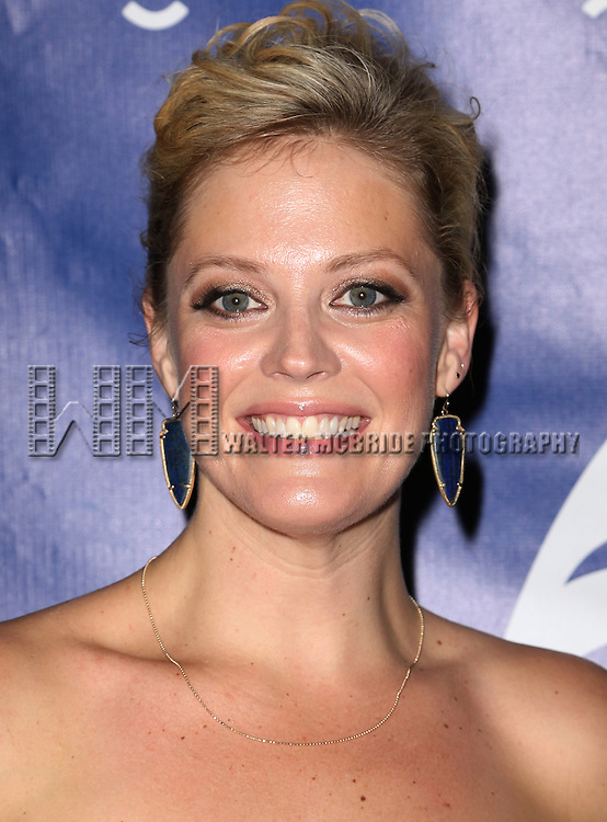 Elizabeth Stanley attends the 2015 Drama Desk Awards at Town Hall on May 31, 2015 in New York City.