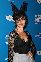 LOS ANGELES, CA - OCTOBER 27: Autumn Reeser at the Fourth Annual UNICEF Masquerade Ball Los Angeles at Clifton's Cafeteria in Los Angeles, California on October 27, 2016. Credit: Faye Sadou/MediaPunch