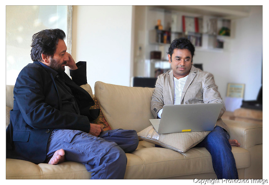 Movie Director Shekhar Kapur & Music Legend A R Rahman