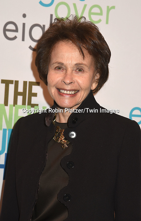 Honoree Marilyn Berger attends The New Jewish Home Gala Honoring 8 Over 80 on March 12, 2018 at the Ziegfeld Ballroom in New York, New York, USA.<br /> <br /> photo by Robin Platzer/Twin Images<br />  <br /> phone number 212-935-0770