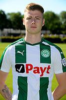 GRONINGEN - Presentatie FC Groningen o23, seizoen 2018-2019,   30-06-2018,  Tim Riksman