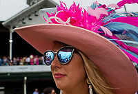 LOUISVILLE, KY - MAY 04: on Kentucky Oaks Day at Churchill Downs on May 4, 2018 in Louisville, Kentucky. (Photo by Scott Serio/Eclipse Sportswire/Getty Images)