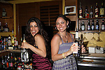 One Life To Live Shenaz Treasury & Jessica Leccia at the Celebrity Bartending Bash on May 14 at Martini's Upstairs, Marco Island, Florida - SWFL Soapfest Charity Weekend May 14 & !5, 2011 benefitting several children's charities including the Eimerman Center providing educational & outfeach services for children for autism. see www.autismspeaks.org. (Photo by Sue Coflin/Max Photos)