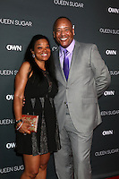 BURBANK, CA - AUGUST 29: Yuri Brown, Tony Winters<br />