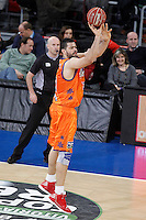 Valencia Basket Club's Victor Faverani during Spanish Basketball King's Cup match.February 07,2013. (ALTERPHOTOS/Acero) /NortePhoto
