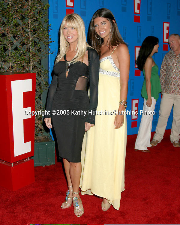 Brittny Gastineau (Younger).Lisa Gastineau (Older).E! Entertainment Party.Roosevelt Hotel.Los Angeles, CA.August  2, 2005.©2005 Kathy Hutchins/Hutchins Photo..