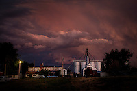 Chugwater, Wyoming, August 16, 2011 -