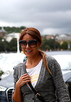 Monica Hoyos arrives to Maria Cristina Hotel to attend the 61 San Sebastian Film Festival, in San Sebastian, Spain. September 20, 2013. (ALTERPHOTOS/Victor Blanco) /NortePhoto