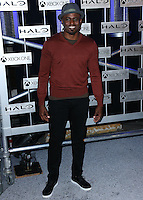 HOLLYWOOD, LOS ANGELES, CA, USA - NOVEMBER 10: Wayne Brady arrives at the HaloFest - Halo: The Master Chief Collection Launch Event held at Avalon on November 10, 2014 in Hollywood, Los Angeles, California, United States. (Photo by Xavier Collin/Celebrity Monitor)