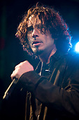 Oct 25, 2008: CHRIS CORNELL - House of Blues Hollywood CA USA