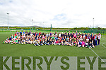 'bring Camogie back'  an initiative by the Munster Council to get schools in Kerry to play Camogie, the event was held at the IT North Campus on Friday