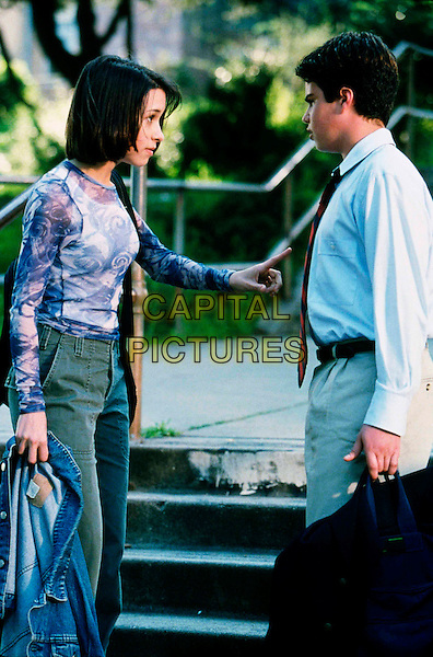 LACEY CHABERT & ROSS MALINGER.in Party of Five.Season 4: 97/98.Ref: FB.www.capitalpictures.com.sales@capitalpictures.com.Supplied by Capital Pictures