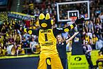 LURCHI - Maskottchen der MHP Riesen beim Spiel, MHP RIESEN Ludwigsburg - EWE Baskets Oldenburg.<br /> <br /> Foto &copy; PIX-Sportfotos *** Foto ist honorarpflichtig! *** Auf Anfrage in hoeherer Qualitaet/Aufloesung. Belegexemplar erbeten. Veroeffentlichung ausschliesslich fuer journalistisch-publizistische Zwecke. For editorial use only.
