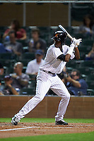 Salt River Rafters outfielder Raimel Tapia (37) at bat during an Arizona Fall League game against the Scottsdale Scorpions on October 13, 2015 at Salt River Fields at Talking Stick in Scottsdale, Arizona.  Salt River defeated Scottsdale 5-3.  (Mike Janes/Four Seam Images)