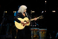 Los Angeles, CA - NOV 07:  Emmylou Harris performs at 'Joni 75: A Birthday Celebration Live At The Dorothy Chandler Pavilion' on November 07 2018 in Los Angeles CA. Credit: CraSH/imageSPACE/MediaPunch