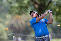 Zander Lombard (RSA) during the 2nd round of the BMW SA Open hosted by the City of Ekurhulemi, Gauteng, South Africa. 12/01/2017<br /> Picture: Golffile | Tyrone Winfield<br /> <br /> <br /> All photo usage must carry mandatory copyright credit (&copy; Golffile | Tyrone Winfield)