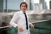 Hong Kong CEO, (add info)<br /> <br /> by Alex Hofford / Sinopix