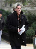 NEW YORK, NY-October 26: Ray Liotta shooting on location for new season of Shades of Blue in New York.October 26, 2016. Credit:RW/MediaPunch