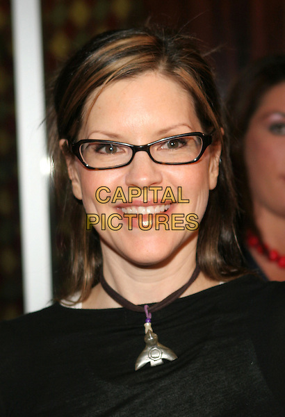 "LISA LOEB.""Tarina Tarantino"" Store Opening Party held at Tarina Tarantino, Hollywood, California.  .October 5th, 2005.Photo Credit: Zach Lipp/AdMedia/Capital Pictures.Ref: ZL/ADM/CAP.headshot portrait glasses necklace.www.capitalpictures.com.sales@capitalpictures.com.© Capital Pictures."