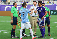 Orlando City SC vs New York City FC, March 8, 2015
