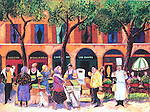"""Market in Provence""<br />