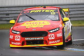15th September 2017, Sandown Raceway, Melbourne, Australia; Wilson Security Sandown 500 Motor Racing; Fabian Coulthard (12) drives the Shell V-Power Racing Team Ford Falcon FG-X during Supercars practice