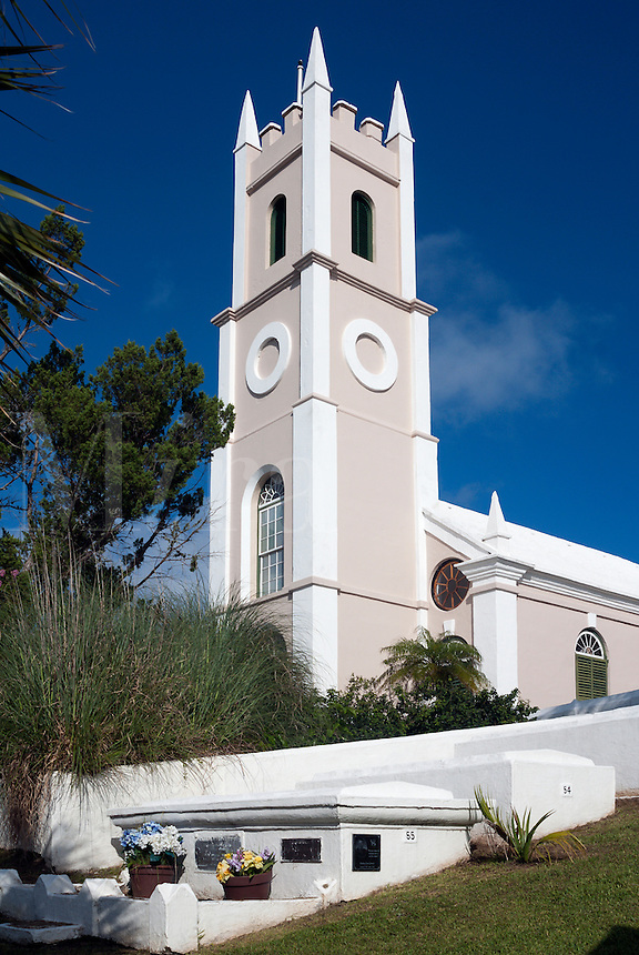 Christ Church Church of Scotland, Warwick, Bermuda