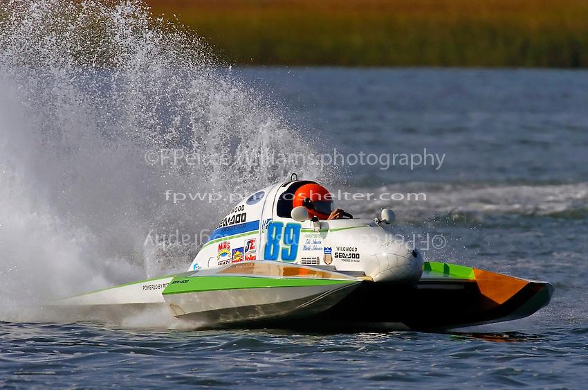 Mark Johnson, Y-89  (1.5 Litre MOD hydroplane(s)