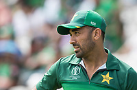Wahab Riaz (Pakistan) during Pakistan vs Bangladesh, ICC World Cup Cricket at Lord's Cricket Ground on 5th July 2019