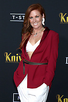 "LOS ANGELES - NOV 14:  Elisa Donovan at the ""Knives Out"" Premiere at Village Theater on November 14, 2019 in Westwood, CA"