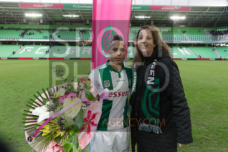 01-03-2015, Den Haag, MOTM, VOTM, Man of the match, woman of the match