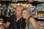 """Days Of Our Lives - Melissa Reeves, Greg Meng meet the fans as they sign """"Days Of Our Lives Better Living"""" on September 27, 2013 at Books-A-Million in Nashville, Tennessee. (Photo by Sue Coflin/Max Photos)"""