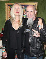 HOLLYWOOD, CA - OCTOBER 4: Pearl Aday, Scott Ian, at the HBO Films' &quot;My Dinner With Herve&quot; Premiere at Paramount Studios in Hollywood, California on October 4, 2018    <br /> CAP/MPI/FS<br /> &copy;FS/MPI/Capital Pictures